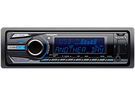 Sony - CDX-GT660UP - Car Stereos - Single DIN