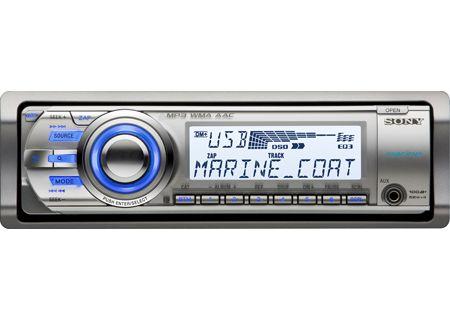 Sony - CDX-M60UI - Marine Radio
