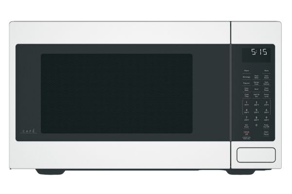 Cafe Matte White Countertop Convection Microwave Oven - CEB515P4MWM
