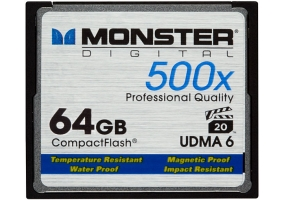 Monster - CFA-0064-605 - Memory Cards