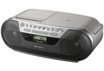 Sony - CFD-S05 - Boomboxes & Portable CD Players