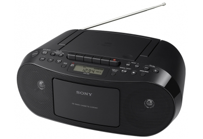 Sony - CFDS50 - Boomboxes & Portable CD Players