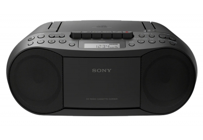 Sony - CFDS70BLK - Boomboxes & Portable CD Players