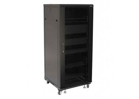"""Sanus 55"""" Foundations Component Series Black AV Rack - CFR2127"""
