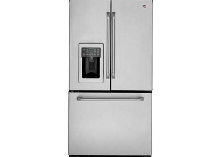 GE Cafe - CFSP5RKBSS - Bottom Freezer Refrigerators