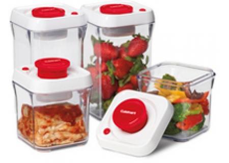 Cuisinart - CFS-TC-S8R - Storage & Organization