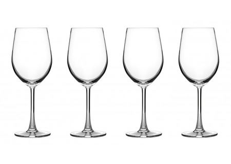 Cuisinart Classic Collection 4-Piece White Wine Glass Set - CG-02-S4WW
