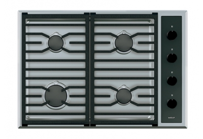 Wolf - CG304T/S - Gas Cooktops