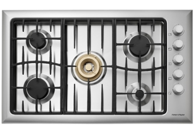 Fisher & Paykel - CG365DWACX1  - Gas Cooktops
