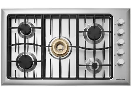 Bertazzoni - CG365DWACX1  - Gas Cooktops