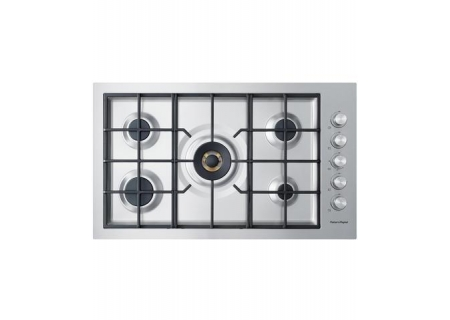 Fisher & Paykel - CG365DWNGACX2 - Gas Cooktops