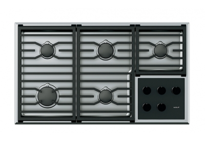 Wolf - CG365T/S - Gas Cooktops