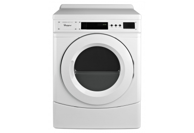 Whirlpool - CGD9160GW - Commercial Dryers