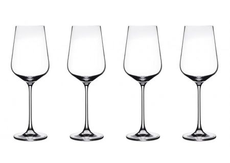 Cuisinart Elite Vivere Collection 4-Piece All Purpose/Red Wine Glass Set - CGE-01-S4AP