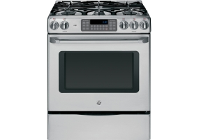 GE Cafe - CGS975SEDSS - Free Standing Gas Ranges & Stoves