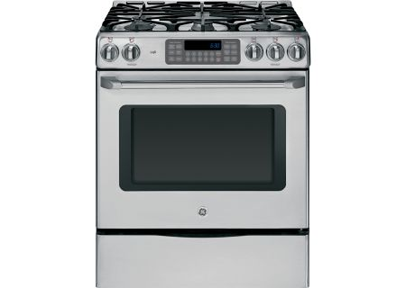 GE Cafe - CGS975SEDSS - Gas Ranges