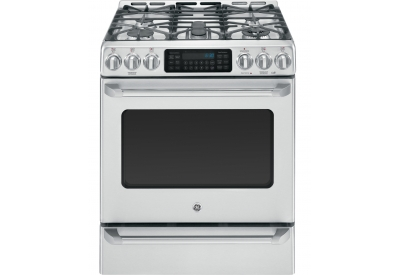 GE Cafe - CGS985SETSS - Slide-In Gas Ranges