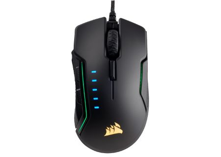 Consair Black GLAIVE RGB Gaming Mouse - CH-9302011-NA