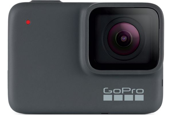GoPro HERO7 Silver 4K Ultra HD Camera - CHDHC-601