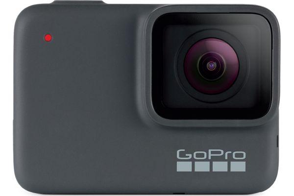 Large image of GoPro HERO7 Silver 4K Ultra HD Camera - CHDHC-601