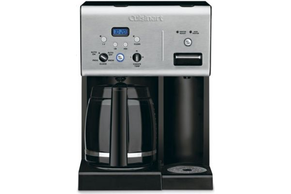 Cuisinart Coffeemaker With Hot Water System - CHW-12