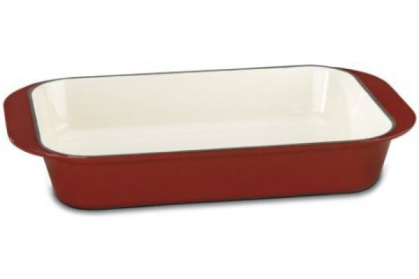 "Large image of Cuisinart 14"" Roasting & Lasagna Pan - CI113624CR"