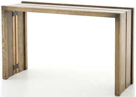 Four Hands Hughes Collection Weaver Console Table - CIMP-11Q