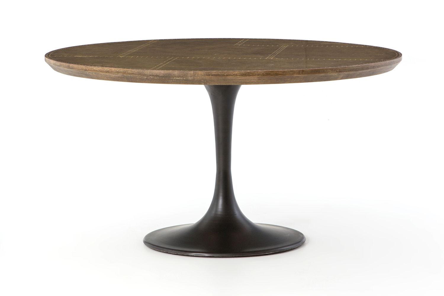 Four hands hughes powell dining table cimp 13 for Dining table tj hughes