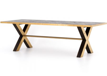 Four Hands Hughes Collection Burton Dining Table - CIMP-174