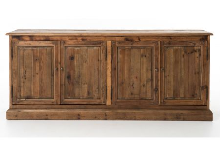 Four Hands Bleached Pine Kelly Large Sideboard - CIMP-91-BP