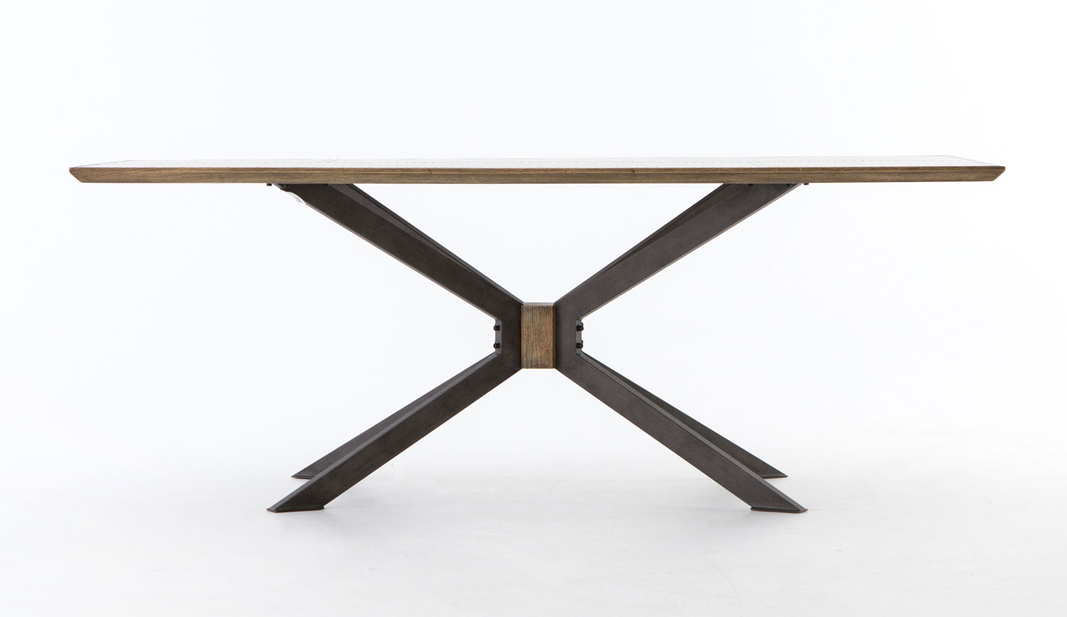 Four Hands Hughes Spider Dining Table Cimp 105