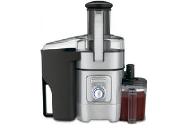 Cuisinart Stainless Steel Juice Extractor - CJE1000