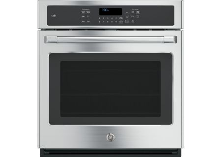 GE Cafe - CK7000SHSS - Single Wall Ovens