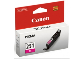 Canon - CLI251M - Printer Ink & Toner
