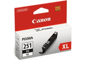 Canon - CLI251XLB - Printer Ink & Toner