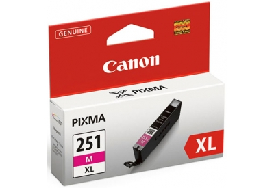 Canon - CLI251XLM - Printer Ink & Toner
