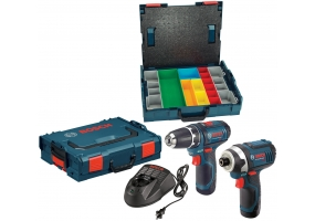 Bosch Tools - CLPK221201AL - Cordless Power Tools
