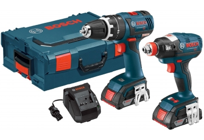 Bosch Tools - CLPK250181L - Cordless Power Tools