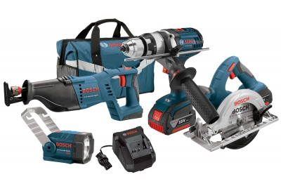 Bosch Tools - CLPK402-181 - Cordless Power Tools