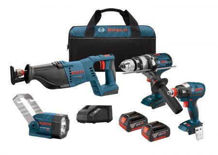 Bosch Tools - CLPK414-181 - Hammers & Hammer Drills