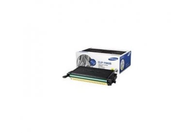 Samsung - CLP-Y660B - Printer Ink & Toner