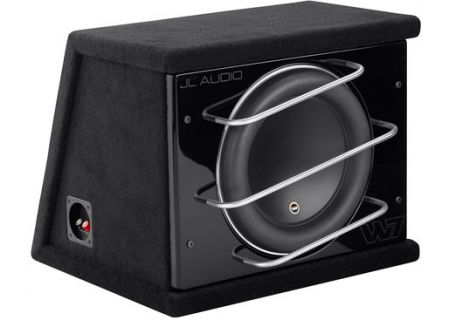 "JL Audio 12"" Sealed Enclosure Subwoofer - CLS112RG-W7AE"