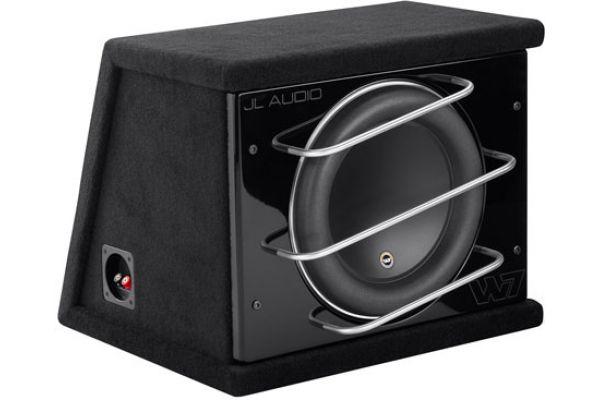 "Large image of JL Audio 12"" Sealed Enclosure Subwoofer - 93271"