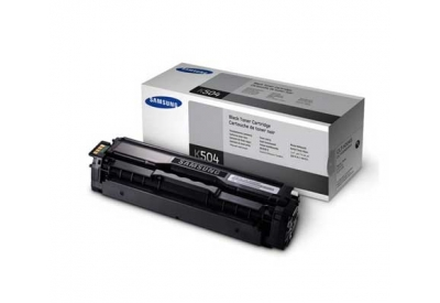 Samsung - CLT-K504S - Printer Ink & Toner