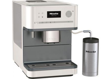 Miele - CM6310WH - Coffee Makers & Espresso Machines