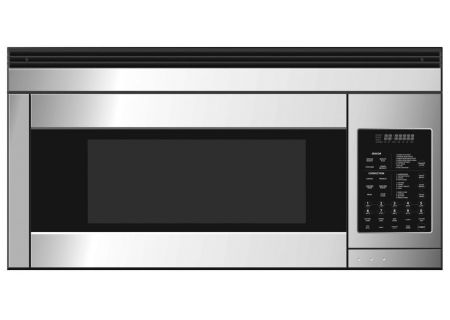 "Fisher & Paykel 30"" Stainless Steel Over-The-Range Microwave Oven - CMOH30SS"