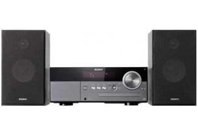 Sony - CMT-MX500I - Mini Systems & iPod Docks