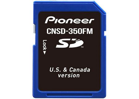 Pioneer - CNSD-350FM - GPS Navigation Accessories