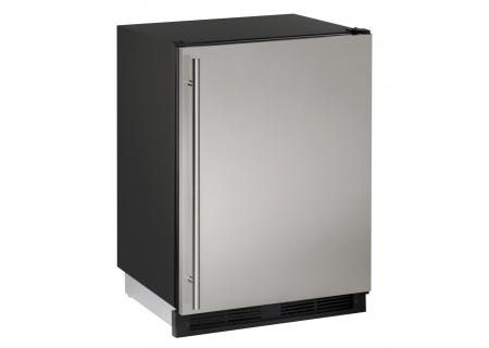 U-Line - U-CO1224FS-00B - Compact Refrigerators