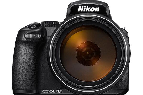 Large image of Nikon Coolpix P1000 Black 16 Megapixel Digital Camera - 26522